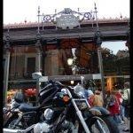 El Mercado de San Miguel y sus puestos de alimentación Gourmet
