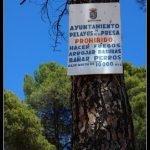 La playa de de Madrid esta a 60 Kilometros.