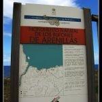 Los Bufones de Arenillas en Puertas de Vidiago (Asturias)