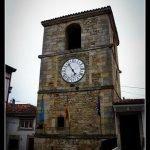 Torre del Reloj en el Barriu el Relo de Lastres