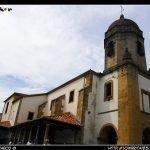 La iglesia de Santa María de Sábada en Lastres