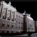 La Plaza de Oriente en la Noche en Blanco