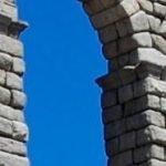 ¿De qué monumento castellanoleonés hecho por los Romanos son estos arcos?
