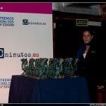 Fotorreportaje premios 20 Blogs 2009
