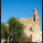 Iglesia Nuestra Señora de Armentera construida por el Comendador Rol en Cabeza del Buey