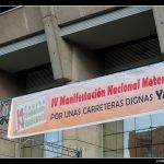 IV Manifestación Nacional Motera – 14 Noviembre 2009