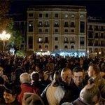 Fotos de la Reunión Relámpago de Madrid por los Derechos Fundamentales en Internet