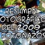 Fotos resumen del 2009 en Fotonazos.es