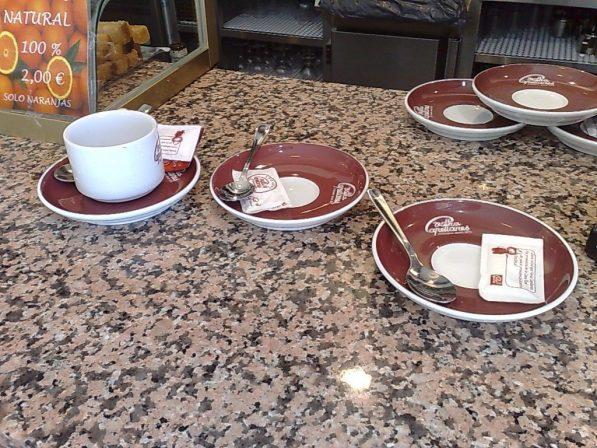 Nada cómo empezar la tarde con un cafelito