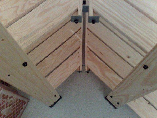 Montando una estantería Ikea para el trastero