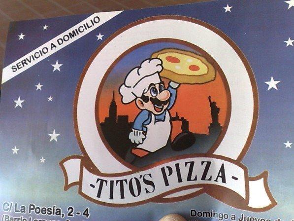 Super Mario Bros ahora se dedica a vender pizzas
