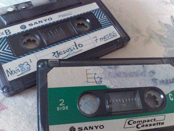 Que bueno encontrarte en casa de la abuela grabaciones de cuando eres pequeño