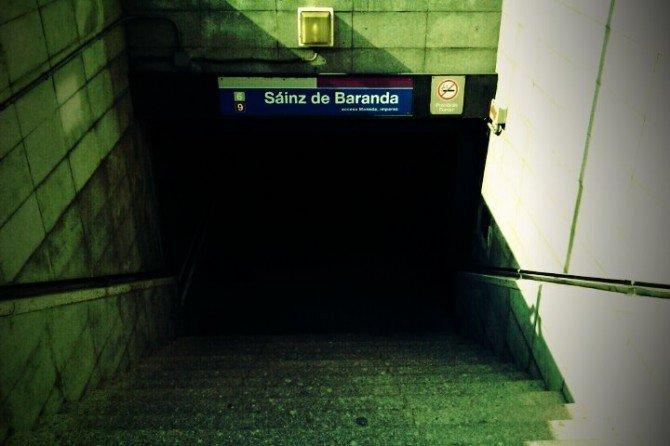 Metro Sainz de Baranda