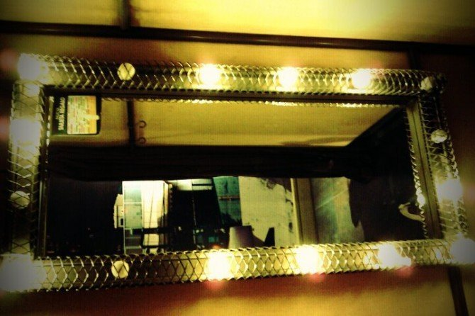 Me encantan los espejos de los probadores del Springfield