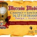 Mercado Medieval sobre el Camino de Santiago en Pinto 14, 15 y 16 de Mayo de 2010