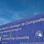 Camino de Santiago: Etapa de Manzanares el Real a Cercedilla