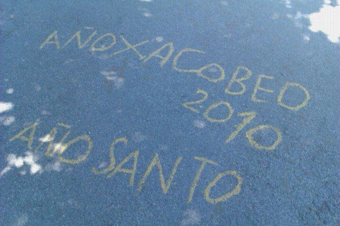 Parada en Ferreiros para comer, #Xacobeo2010