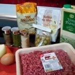 Receta de albóndigas en salsa de aceitunas