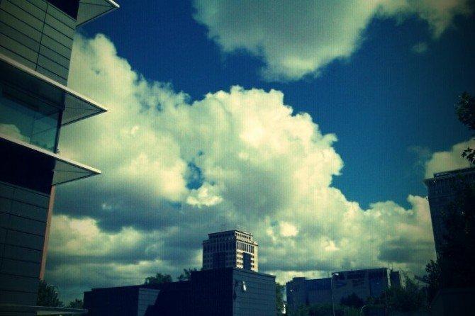 Se avecina tormenta en Madrid