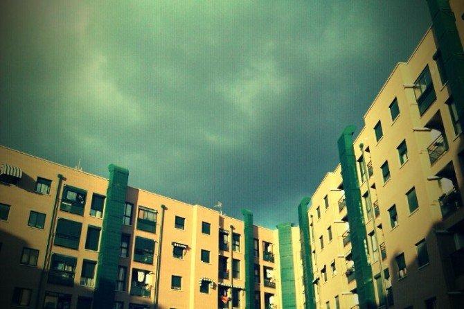 Los cielos tormentosos son idoneos para fotos espectaculares