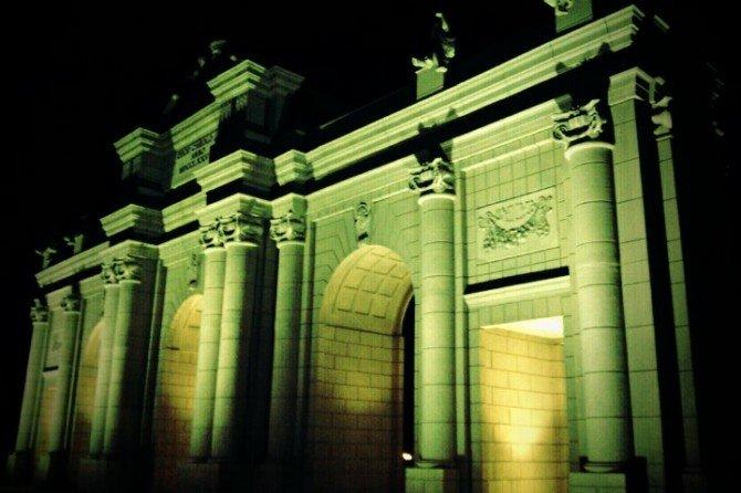 La Puerta de Alcalá en Torrejón de Ardoz