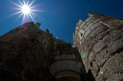 El Castillo de La Adrada en el Valle del Tiétar