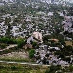 El pueblo abandonado de Périllos