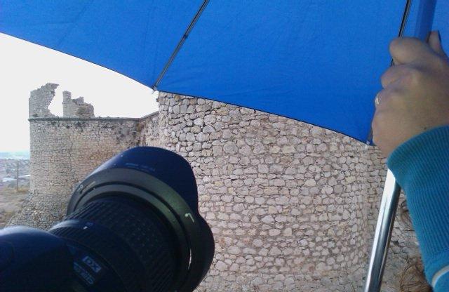 Fotografiando bajo la lluvia