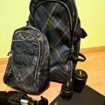 78/365 Llevaré todo en mis viajes gracias a mis nuevas mochilas Totto