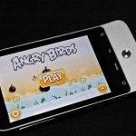 84/365 Juego para Android Angry Birds