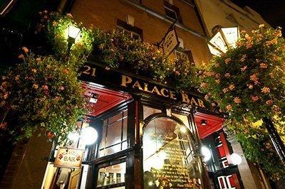 Palace Bar en Dublín