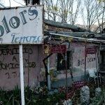 La abandonada Terraza Colors en Manzanares el Real