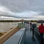 Desbordamiento del río Guadalquivir en Córdoba