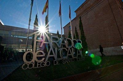 Relax, historia y gastronomía en el Parador de Alcalá de Henares