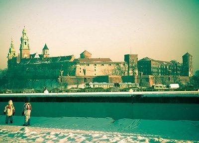 Fotografiando Cracovia: El Castillo de Wawel