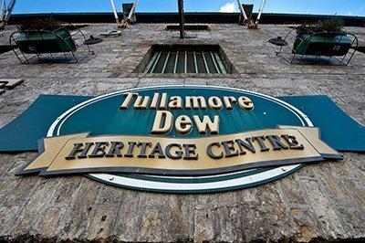 La Destilería Tullamore Dew