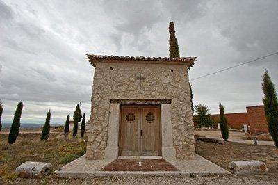 La ermita de Santa Ana en Chinchón