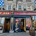 Una Cervecería tradicional irlandesa The Brewery Tap