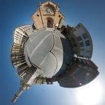 221/365 La Plaza de Santa Teresa en Ávila como nunca la habéis visto