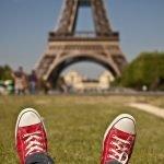 234/365 No es la típica foto de la Torre Eiffel