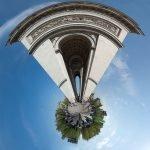 233/365 El Arco del Triunfo es enorme