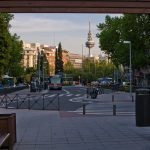 240/365 No es la Torre Eiffel, pero adorna el cielo de Madrid