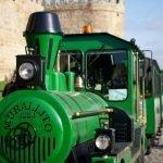 Murallito, el Tren Turístico de Ávila