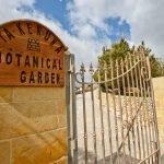 El jardín botánico de Ta Kenuna en Nadur