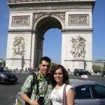 Visitar París: Día 1