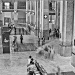 278/365 El ir y venir de visitantes en el nuevo Ayuntamiento de Madrid