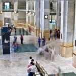 Visita al nuevo Ayuntamiento de Madrid