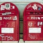 309/365 Los buzones postales de Copenhague