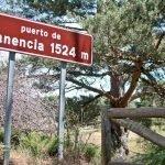 Puerto de Canencia