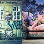 Bicis y graffitis